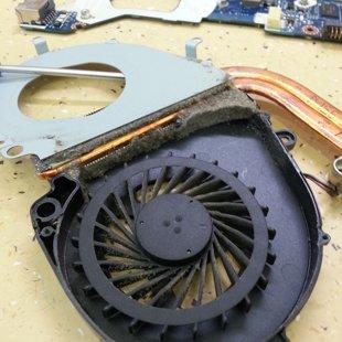 Ikdienas darbi remontējot datorus